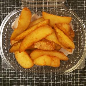 Картофель фри дольками
