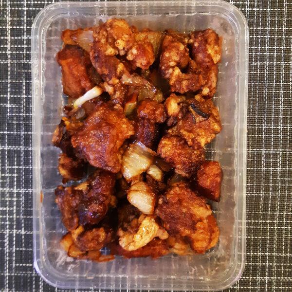 Шашлычки из свинины по-китайски